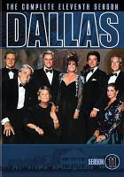 Cover image for Dallas. Season 11, Complete
