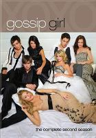 Cover image for Gossip girl. Season 2, Complete
