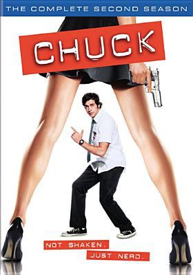 Cover image for Chuck. Season 2, Disc 3