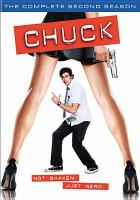 Cover image for Chuck. Season 2, Disc 6