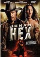 Cover image for Jonah Hex