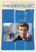 Cover image for The mentalist. Season 1, Disc 1
