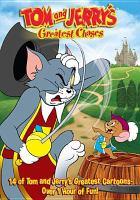 Imagen de portada para Tom and Jerry's greatest chases. Vol. 3 [videorecording DVD].