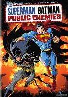 Cover image for Superman, Batman public enemies