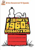 Cover image for Peanuts 1960's collection [videorecording DVD]