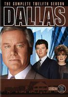 Cover image for Dallas. Season 12, Complete