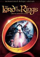 Cover image for J.R.R. Tolkien's The lord of the rings [videorecording DVD]