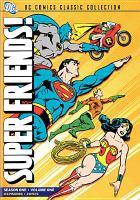 Cover image for Super Friends! Season 1, volume 1