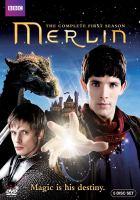 Cover image for Merlin. Season 01, Complete [videorecording DVD]