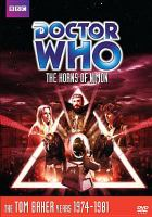 Cover image for Doctor Who [videorecording DVD : The horns of Nimon