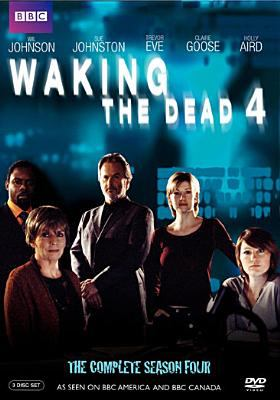 Cover image for Waking the dead. Season 4, Disc 1