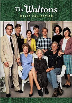 Cover image for The Waltons movie collection