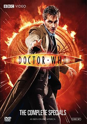 Cover image for Doctor Who. The complete specials