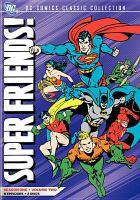 Cover image for Super Friends! Season 1, volume 2