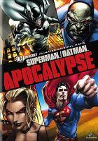 Cover image for Superman/Batman apocalypse