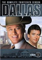 Cover image for Dallas. Season 13, Complete