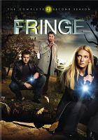 Cover image for Fringe. Season 2, Disc 4