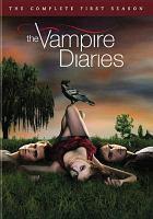 Cover image for The vampire diaries. Season 1, Complete