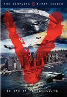 Cover image for V. Season 1, Disc 1