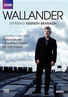 Cover image for Wallander. Season 2