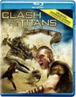 Cover image for Clash of the Titans [videorecording Blu-ray]