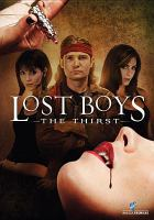 Cover image for Lost boys : the thirst
