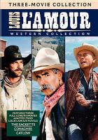 Cover image for Louis L'Amour western collection