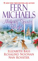 Cover image for Making spirits bright