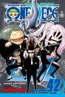 Cover image for One piece. Vol. 42 Pirates vs. CP9
