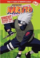 Cover image for Naruto. Season 2, Vol. 2, uncut [videorecording DVD]
