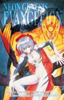 Cover image for Neon genesis evangelion. Vol. 2 (bks. 4-6) [graphic novel]