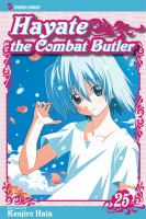Cover image for Hayate the combat butler. Vol. 25 [graphic novel]