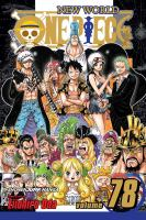 Cover image for One piece. Vol. 78 [graphic novel] : Champion of evil