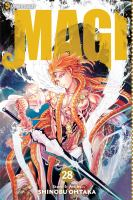 Cover image for Magi. Vol. 28 [graphic novel] : the labyrinth of magic