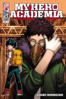 Cover image for My hero academia. Vol. 14 [graphic novel] : Overhaul