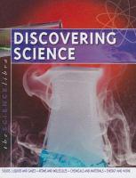 Imagen de portada para Discovering science