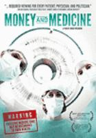 Cover image for Money & medicine