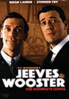 Imagen de portada para Jeeves & Wooster. The complete series