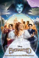 Cover image for Enchanted : a novel based on the Walt Disney Pictures movie