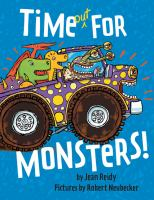 Cover image for Time (out) for monsters!