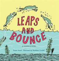 Cover image for Leaps and bounce