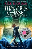 Cover image for The hammer of Thor. bk. 2 : Magnus Chase and the gods of Asgard series
