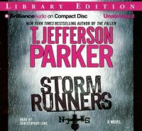 Cover image for Storm runners