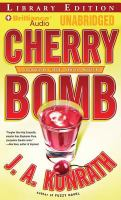 Cover image for Cherry bomb. bk. 6 Jack Daniels series
