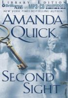 Cover image for Second sight. bk. 2 Arcane Society series