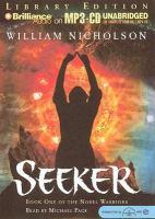 Cover image for Seeker Nobel warriors series