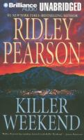 Imagen de portada para Killer weekend. bk. 1 Walt Fleming series