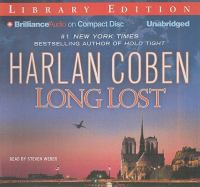 Cover image for Long lost. bk. 9 Myron Bolitar series