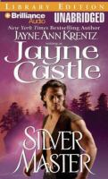 Cover image for Silver master. bk. 4 [sound recording CD] : Ghost hunters series