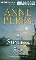 Cover image for A sunless sea. bk. 18 William Monk series